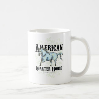 American Quarter Horse Coffee Mug