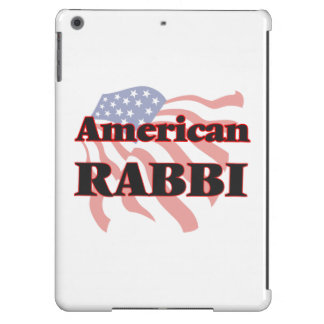 American Rabbi Cover For iPad Air