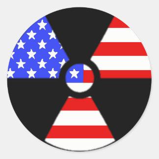 American Radiology sticker