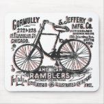 American Rambler Bicycle Mouse Pad