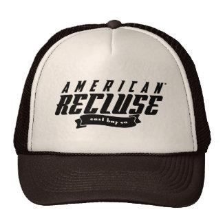 American Recluse Cap Trucker Hats