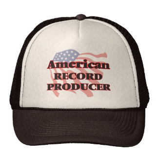 American Record Producer Cap