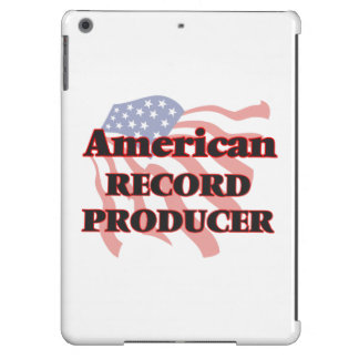 American Record Producer iPad Air Cases