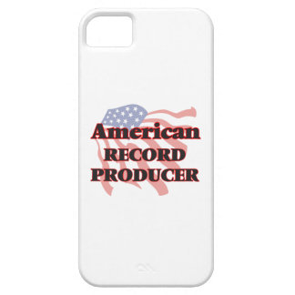 American Record Producer iPhone 5 Case
