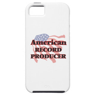 American Record Producer iPhone 5 Covers