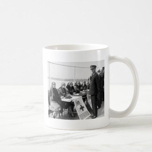 American Red Cross: 1926 Mug