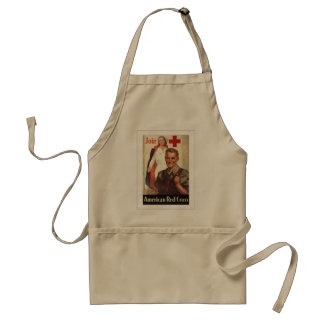 American Red Cross Apron