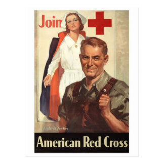 American Red Cross Post Cards
