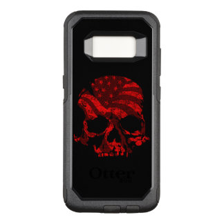 American Red Skull OtterBox Commuter Samsung Galaxy S8 Case