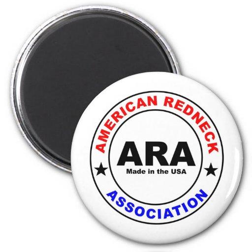 American Redneck Association Magnet