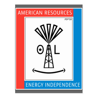 American Resources Postcard