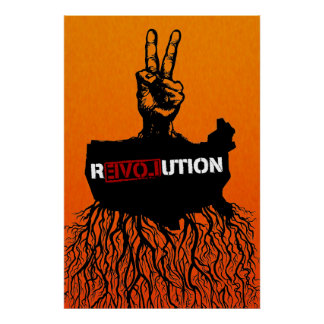 American Revolution Poster