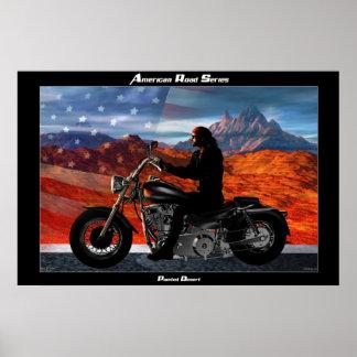 American Road Series  Poster