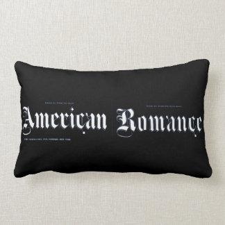 AMERICAN ROMANCE TOPOGRAPHY PILLOW