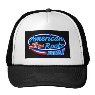 American Roots Live jammer hat