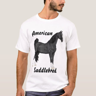 American Saddle-bred Horse T-Shirt