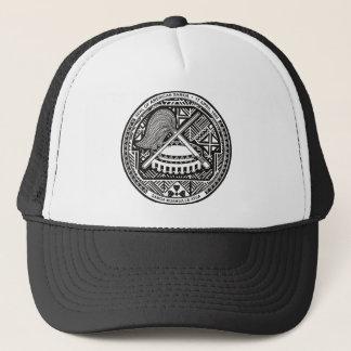 American Samoa Coat of arm AS Trucker Hat