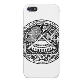 American Samoa Coat Of Arms Cover For iPhone 5/5S