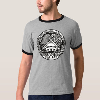 American Samoa Coat of Arms detail T-shirts