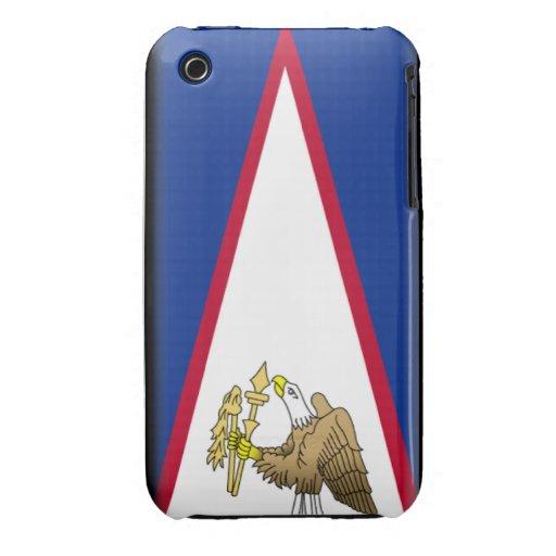 American Samoa Flag BlackBerry Bold Case