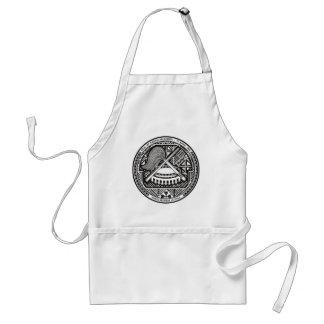 american samoa seal standard apron