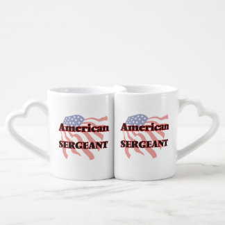American Sergeant Couples Mug