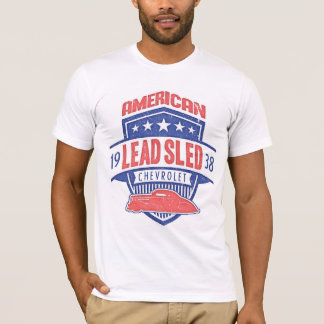 AMERICAN Series 1938 Chevrolet Lead Sled T-Shirt