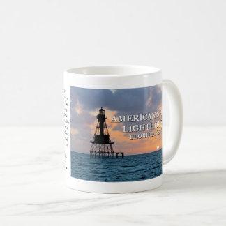 American Shoal Lighthouse, Florida Mug