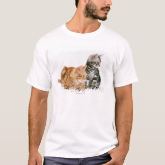 American Shorthair Cat 2 T-Shirt