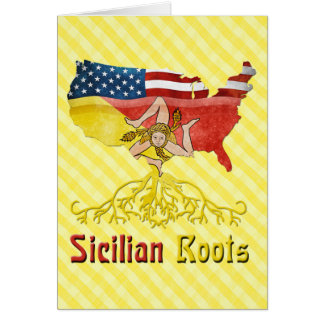 American Sicilian Roots Cards