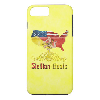 American Sicilian Roots Phone Cover