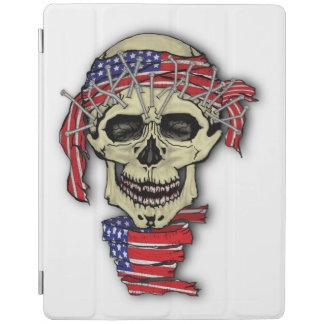 American Skull iPad Cover