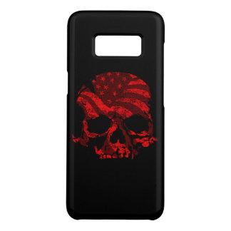 American Skull Red Case-Mate Samsung Galaxy S8 Case