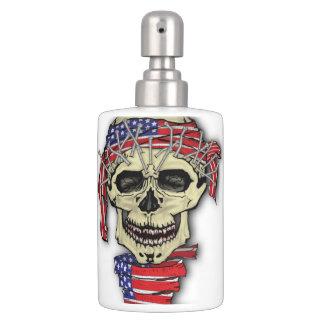 American Skull Soap Dispensers