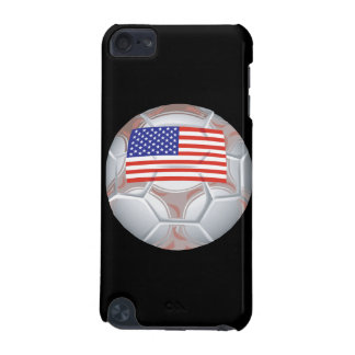 American Soccer Ball iPod Touch (5th Generation) Cover