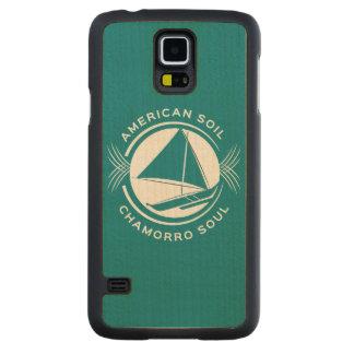 American Soil, Chamorro Soul Galaxy Phone Case