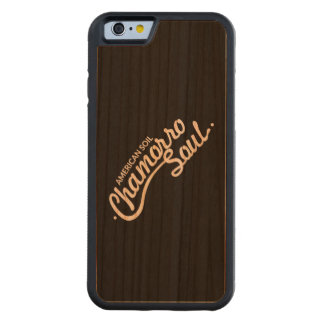 American Soil, Chamorro Soul Maple iPhone Case