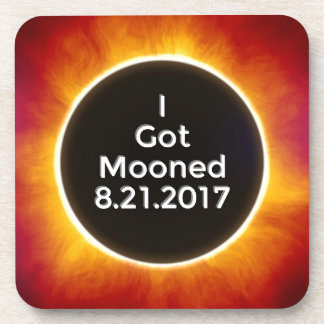 American Solar Eclipse Got Mooned August 21 2017.j Coaster