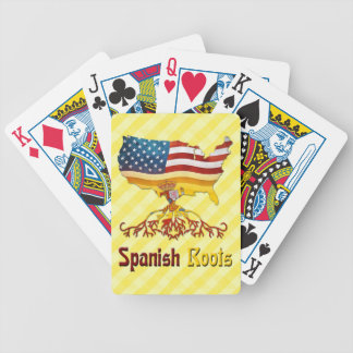 American Spanish Roots Card Deck