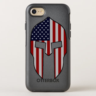 American Spartan OtterBox Symmetry iPhone 7 Case