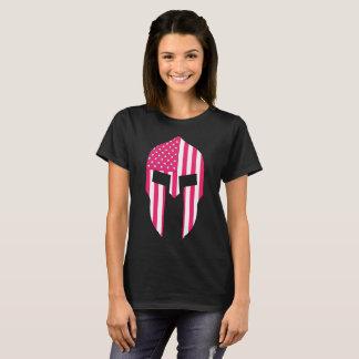 American Spartan Pink T-Shirt