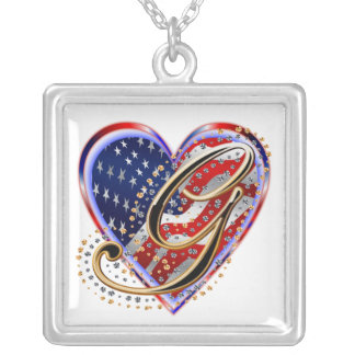 American Spirit Is Not Forgotten Please See Notes Custom Necklace
