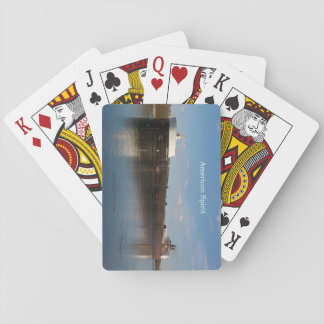 American Spirit playing cards