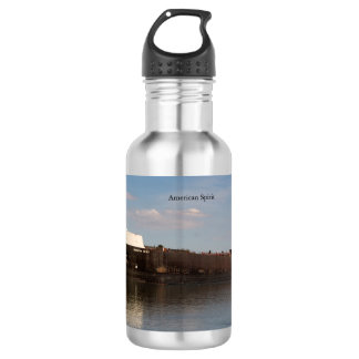 American Spirit water bottle