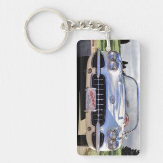 American Sports Car Key Ring