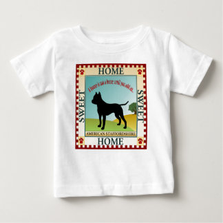 American Staffordshire Baby T-Shirt