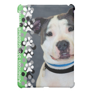American Staffordshire Terrier-Am Staff Photo iPad Mini Covers