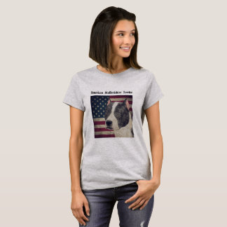 American Staffordshire Terrier Illustrated T-Shirt