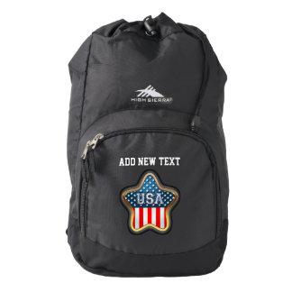 American Star Backpack
