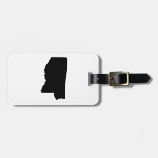 American State of Mississippi Tag For Bags